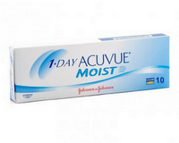 1 Day Acuvue Moist 10er Packung