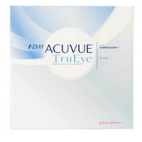 1 Day Acuvue TruEye 90er Packung