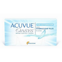 Acuvue Oasys for Astigmatism 6er Packung