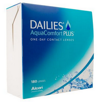 DAILIES AquaComfort Plus 180er Packung