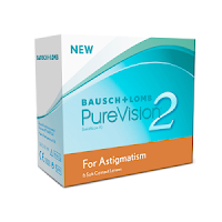 PureVision 2 HD for Astigmatism 6er Packung